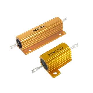 黄金铝壳电阻 (2)