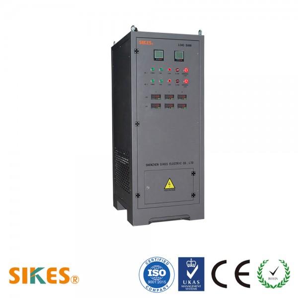 电动汽车驱动器测试专用阻感性负载柜 ,82kva ,一个负载柜可以同时测试两组驱动器