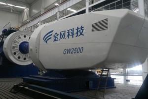 金风大容量风电机组试验台项目使用西凯士滤波电抗器