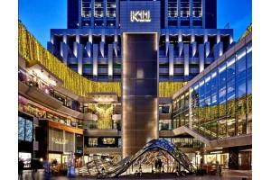 谐波滤波器配套ABB变频器,用于香港千禧新世界酒店