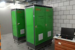 西凯士谐波滤波器服务于瑞士大型中央空调系统