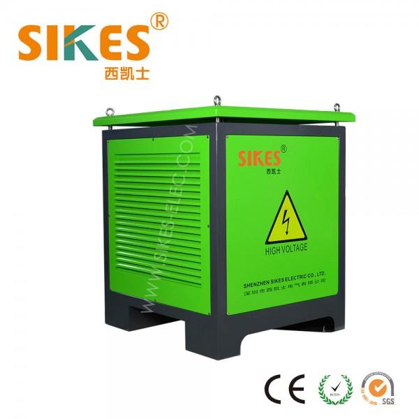 制动电阻柜 100KW,IP54,港吊塔机工程电梯专用电阻柜,抗高温、耐腐蚀