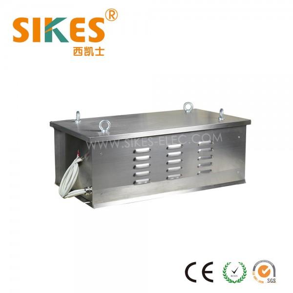 防水不锈钢电阻柜 23kW,IP54,港吊塔机工程电梯专用电阻柜,抗高温、耐腐蚀