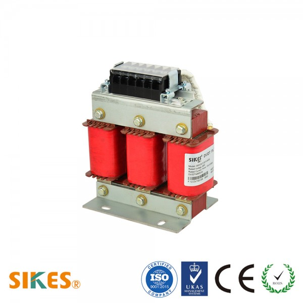DV/DT 滤波器,额定电流13A ,适配电机5.5kw