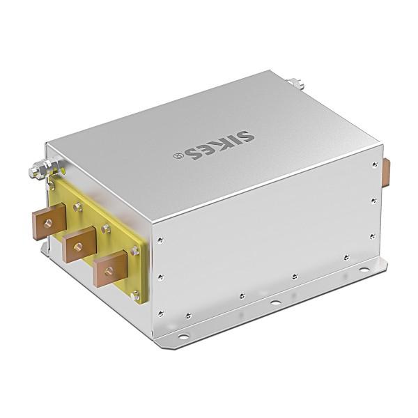 三相输出滤波器,EMC/EMI滤波器 500A , 220-250KW ,卧式