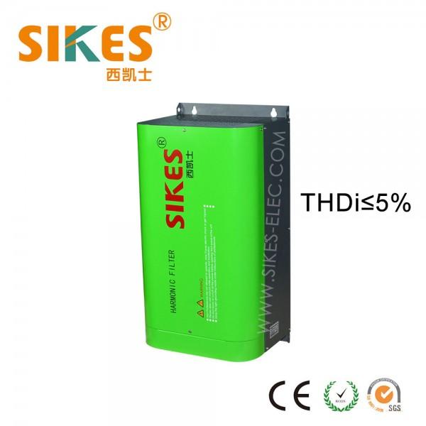 西凯士无源谐波滤波器,THDi<5%,18.5KW,32A