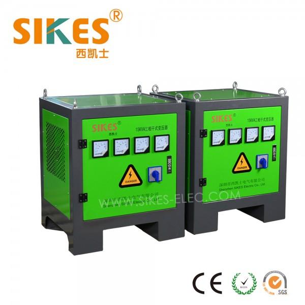 三相隔离变压器 15KVA